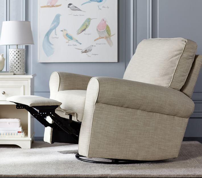 Comfort Swivel Glider Recliner Rocking Chair Nursery Swivel Recliner Chairs Recliner Chair