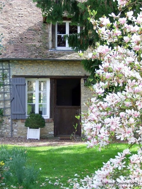 My French Country Home, French Living - Sharon San...