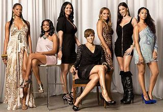 Basketball Wives Two Slaps And A Thumbs Up Basketball Wives Harem Girl Famous Black Americans
