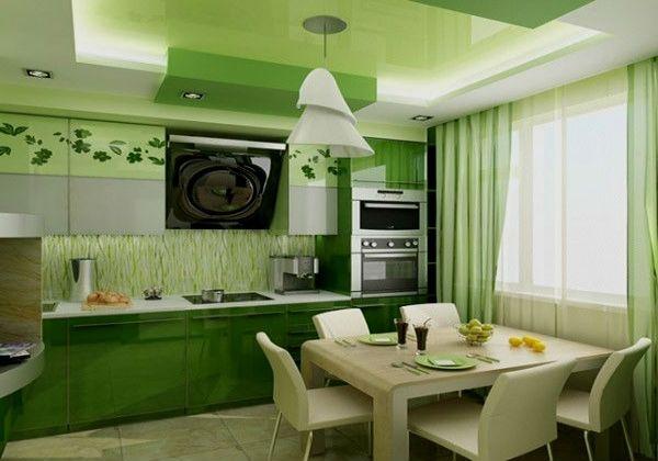 идеи для оформления кухни фото