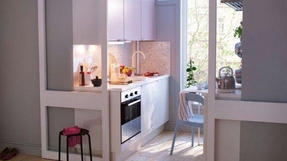 Ideas para diseñar tu cocina 3 | Cocina pequeña, Pequeños y Cocinas