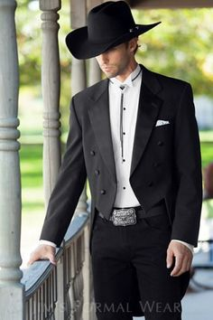 Classic North Black Western Tuxedo Western Tux Country Groom Pwbridals Groomsmen Dress Tuxedo Wedding Mens Wedding Attire