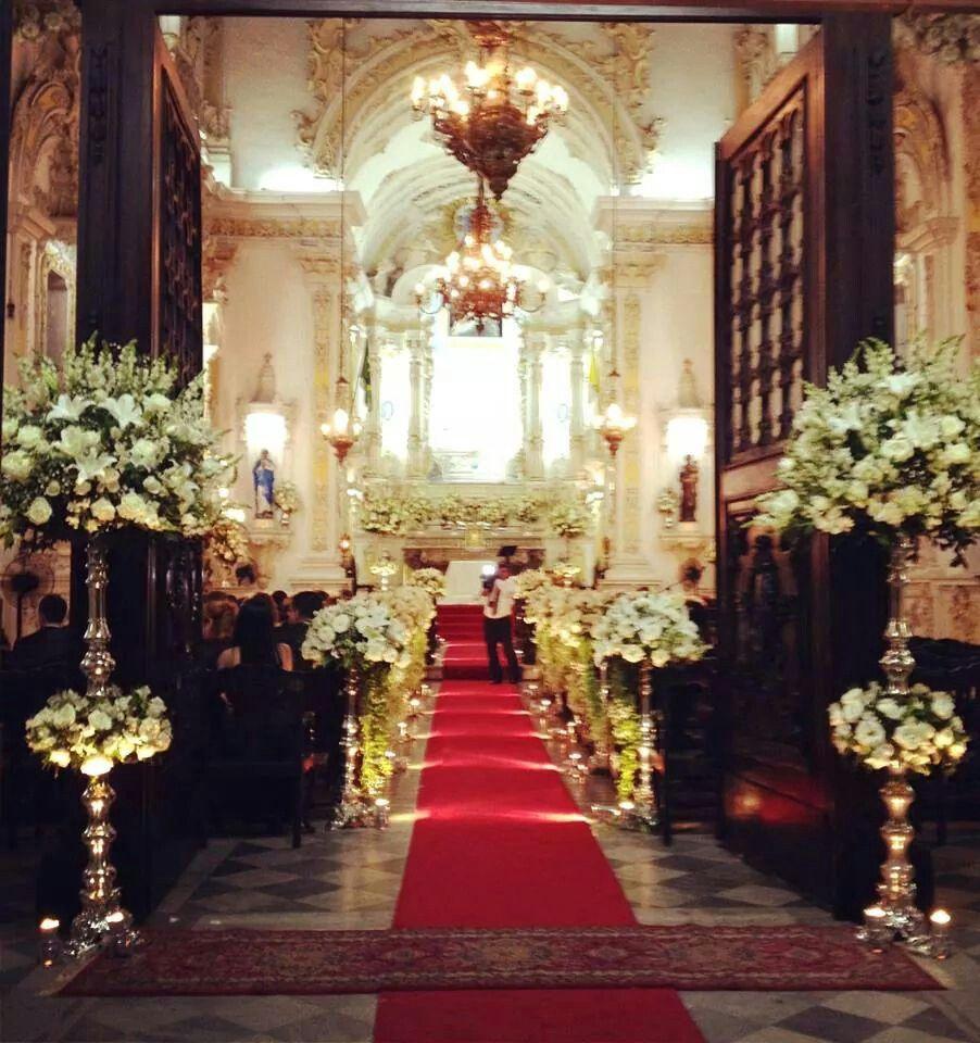 Decorao igreja wedding aisle ideas pinterest church wedding decorao igreja junglespirit Choice Image
