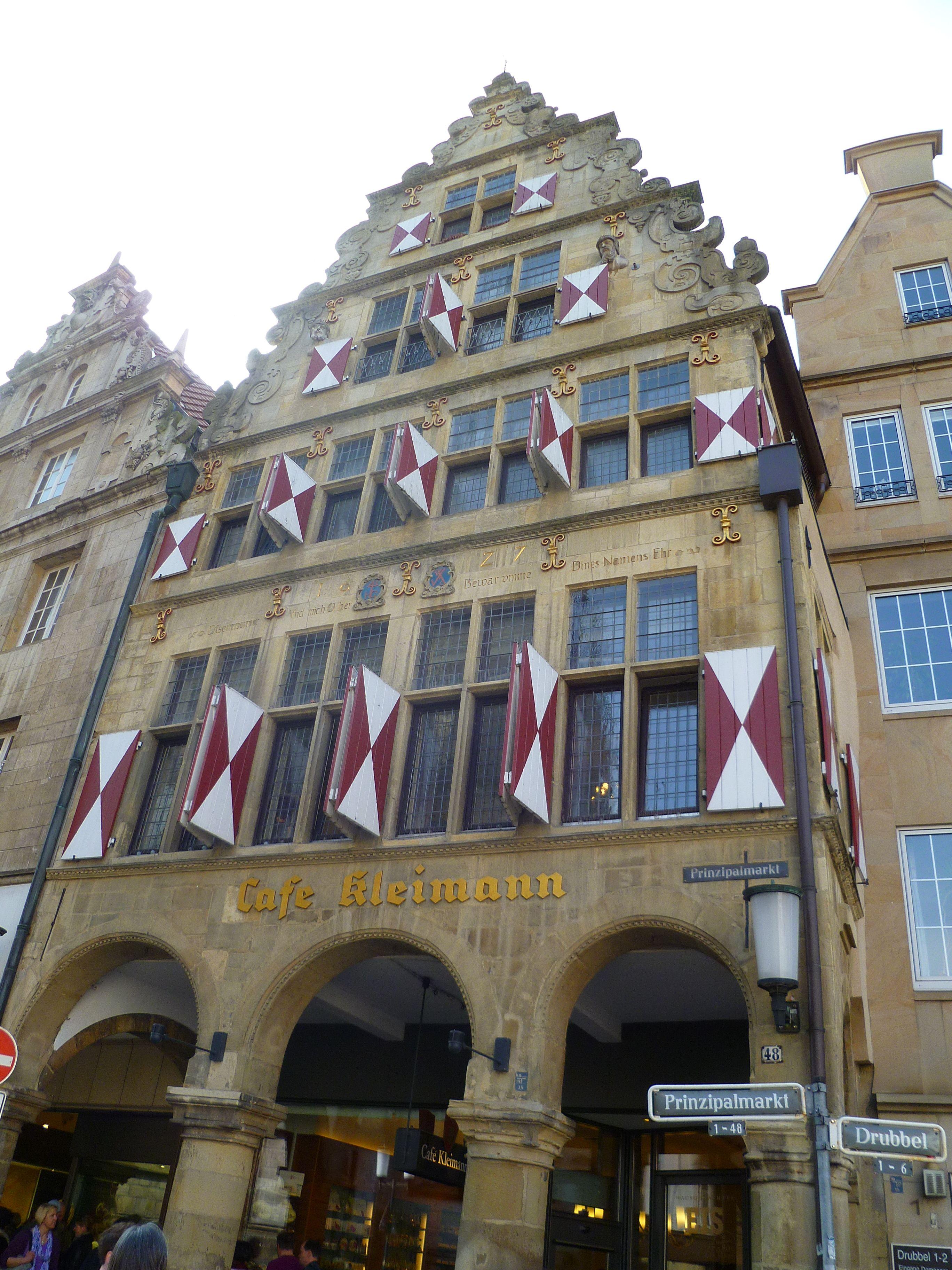 Cafe Kleimann Munster Germany Munster Kurzurlaub Reise Inspiration