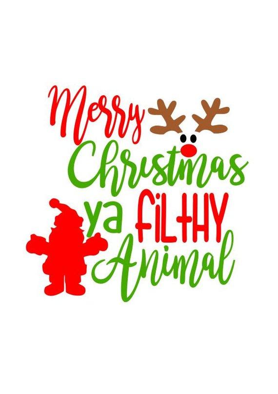 Christmas Svg Christmas Saying Svg Santa Svg Christmas