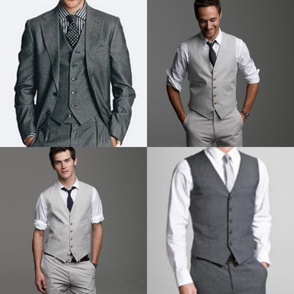 Outdoor Wedding Attire for Groomsmen | Happy Girls are the ...