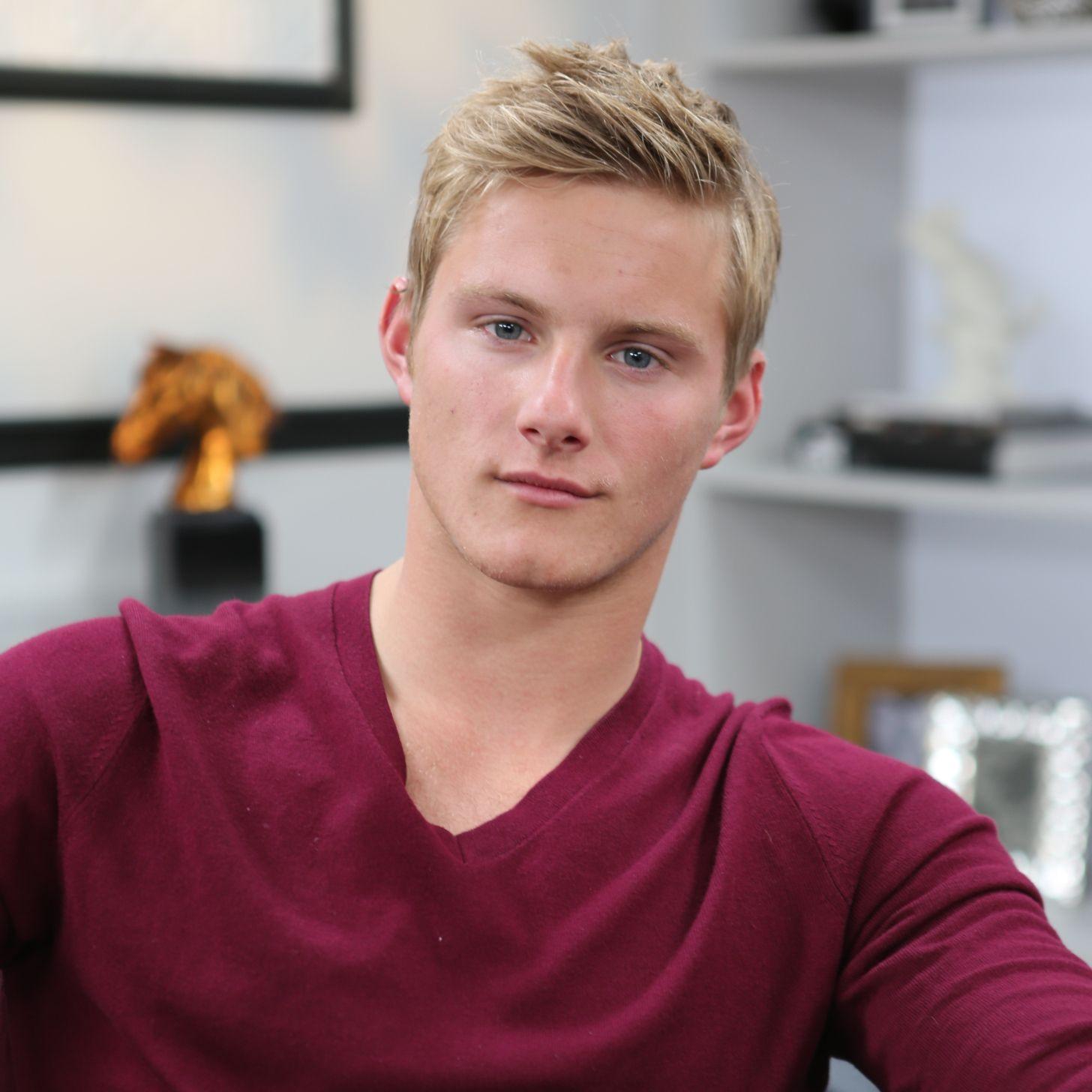 Ex-Boyfriend: Tage Tegnér, 19. [F.C. Alexander Ludwig]