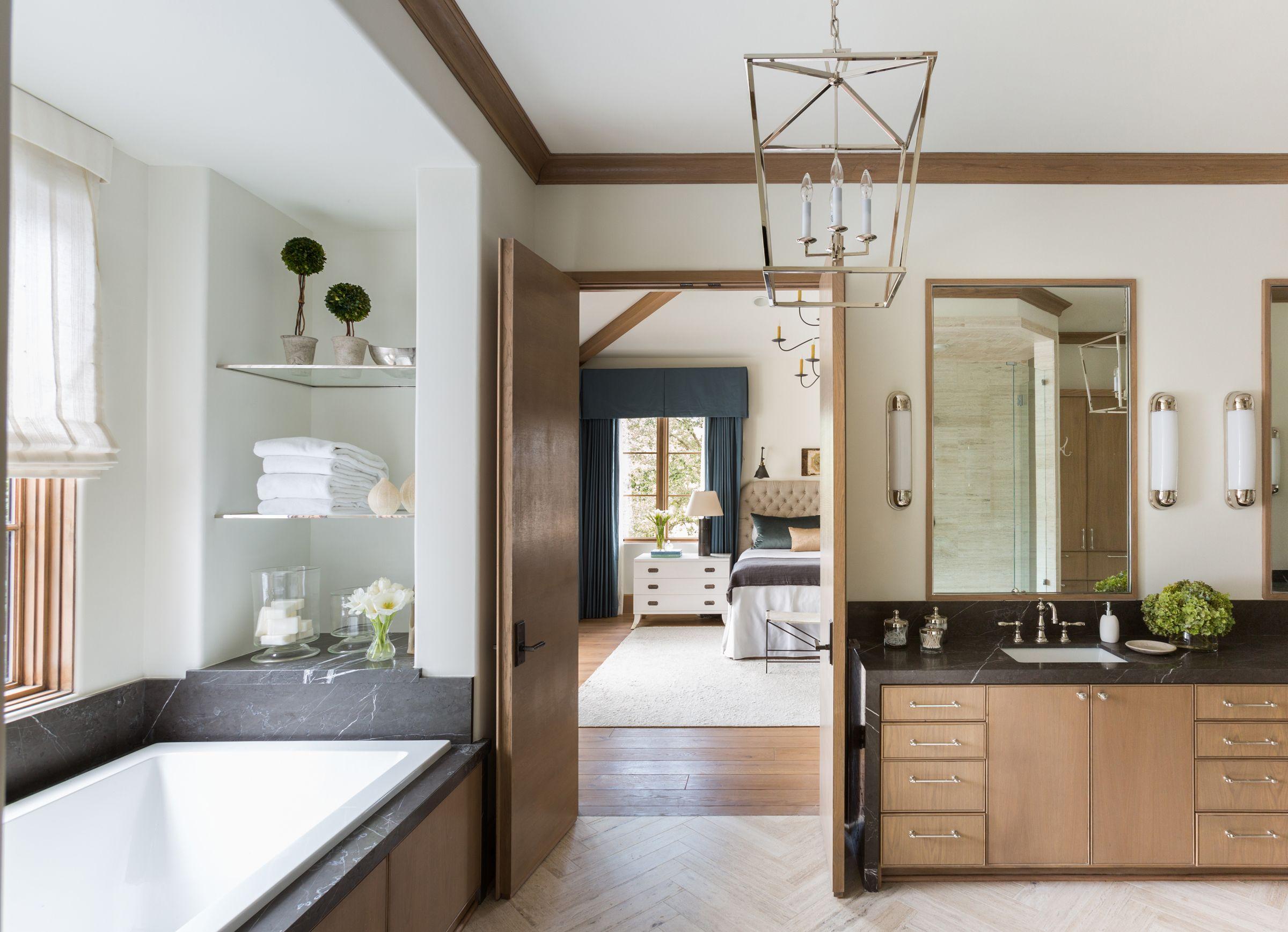 Marie Flanigan Interiors Interior Luxe Interiors Bathroom Decor