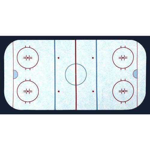 Sports Life Hockey Field Ice Fabric By The Yard Robert Ka Https Www Amazon Com Dp B00kj0dz3u Ref Cm Sw R Pi Dp X Quyryb5v86e5 Quilts Hockey Hockey Bedroom