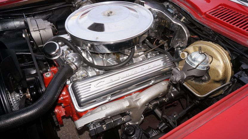 1964 Chevrolet Corvette Convertible - 5