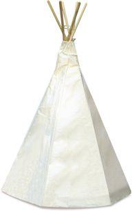 Tiipii - valkoinen