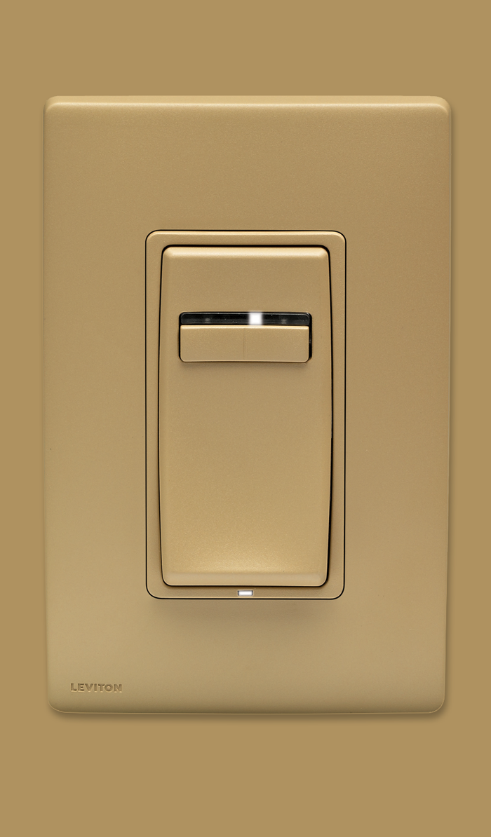 Leviton Renu - Colorful switches, dimmers, outlets and wall plates ...