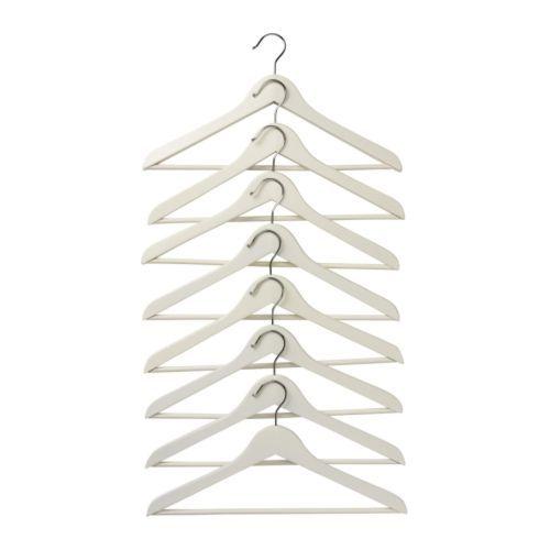 Kleiderbügel Holz Ikea bumerang kleiderbügel gebogen weiß ikea 8 stk 5 99 the big