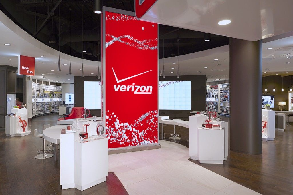Sneak Peek Verizon's Retail Experience Retail