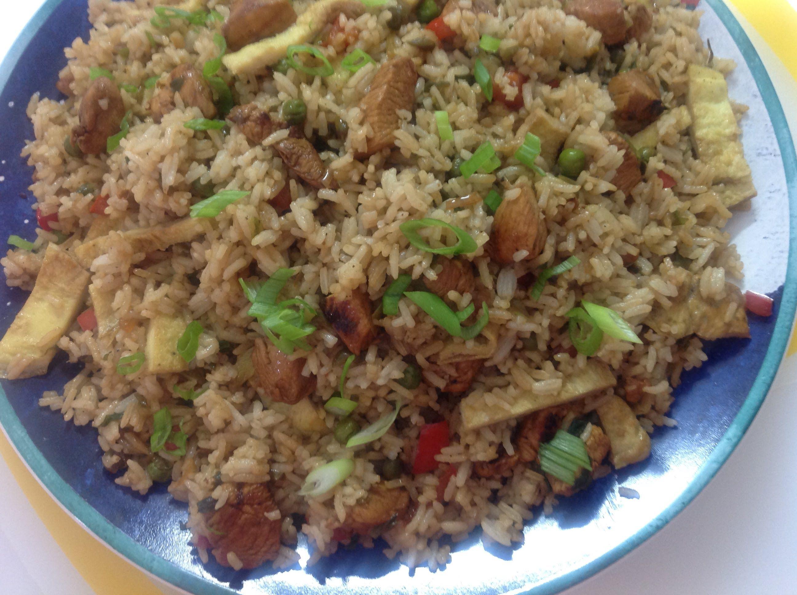 Pin On Rice Recipes أطباق رز