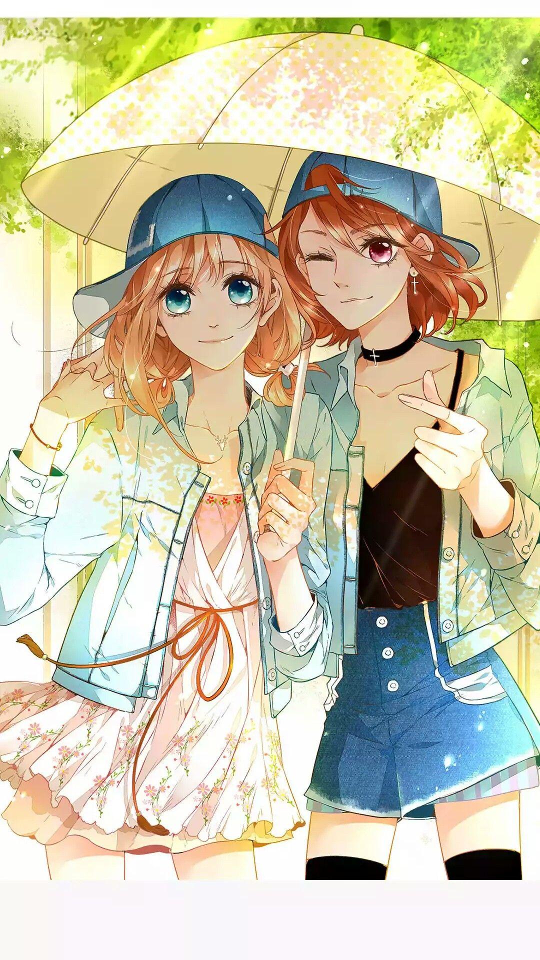 Lulu and Daidai. di 2019 Animasi, Gadis