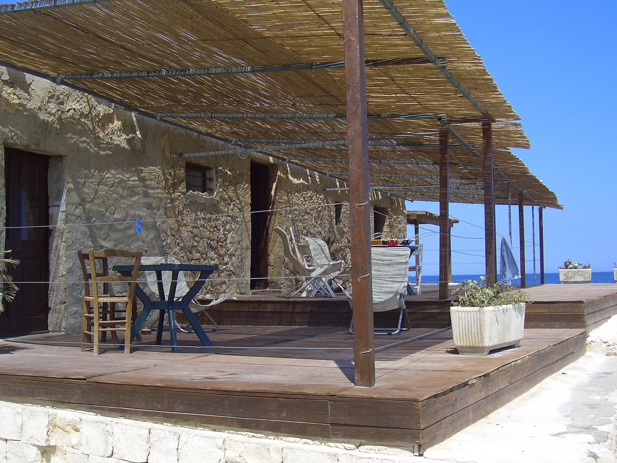 south Italian terrace