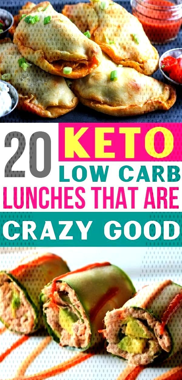20 Easy Keto Lunches For Your Low Carb Diet - New Ideas - 20 Easy Keto Lunches For Your Low Carb D