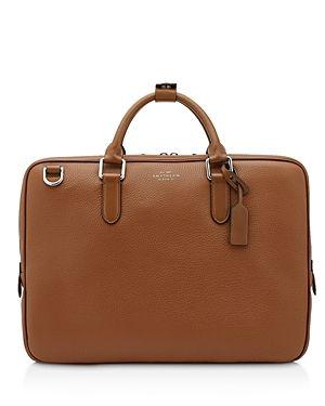 Smythson Slim Briefcase Bags