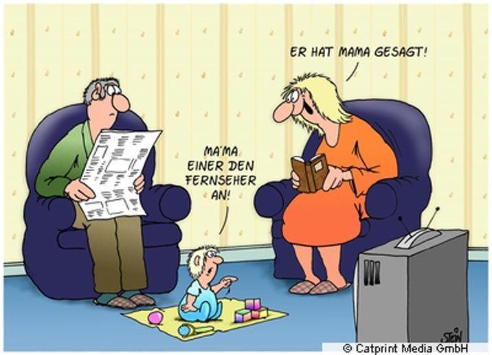 Uli Stein (Quelle: Catprint Media)   Lustige cartoons