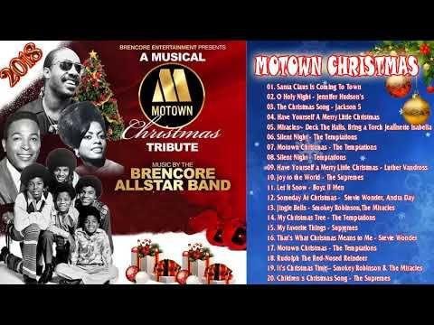 Motown Christmas Music.A Motown Christmas Album 2018 Best Motown Christmas Songs