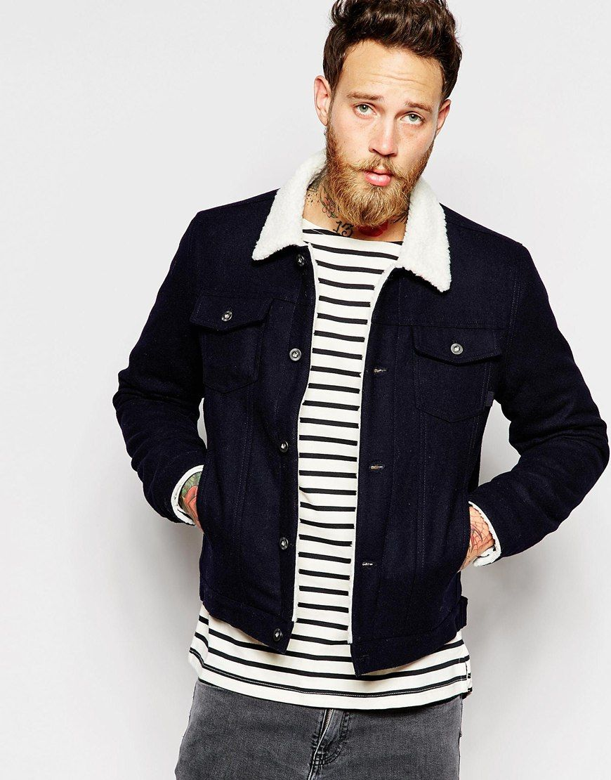 Members Only Quilted Bomber Jacket / Fatigue http://www ...