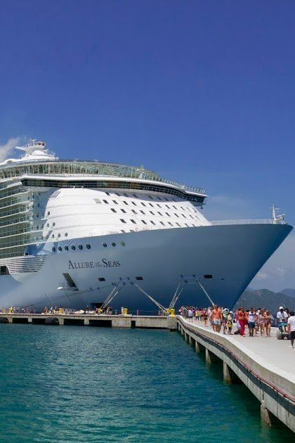 Allure of the Seas | Port life is the only life  Cruise with