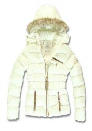Vinrose Winterjas.Emoi Meisjes Winterjas Creme Kinderkleding Outlet Winterjassen