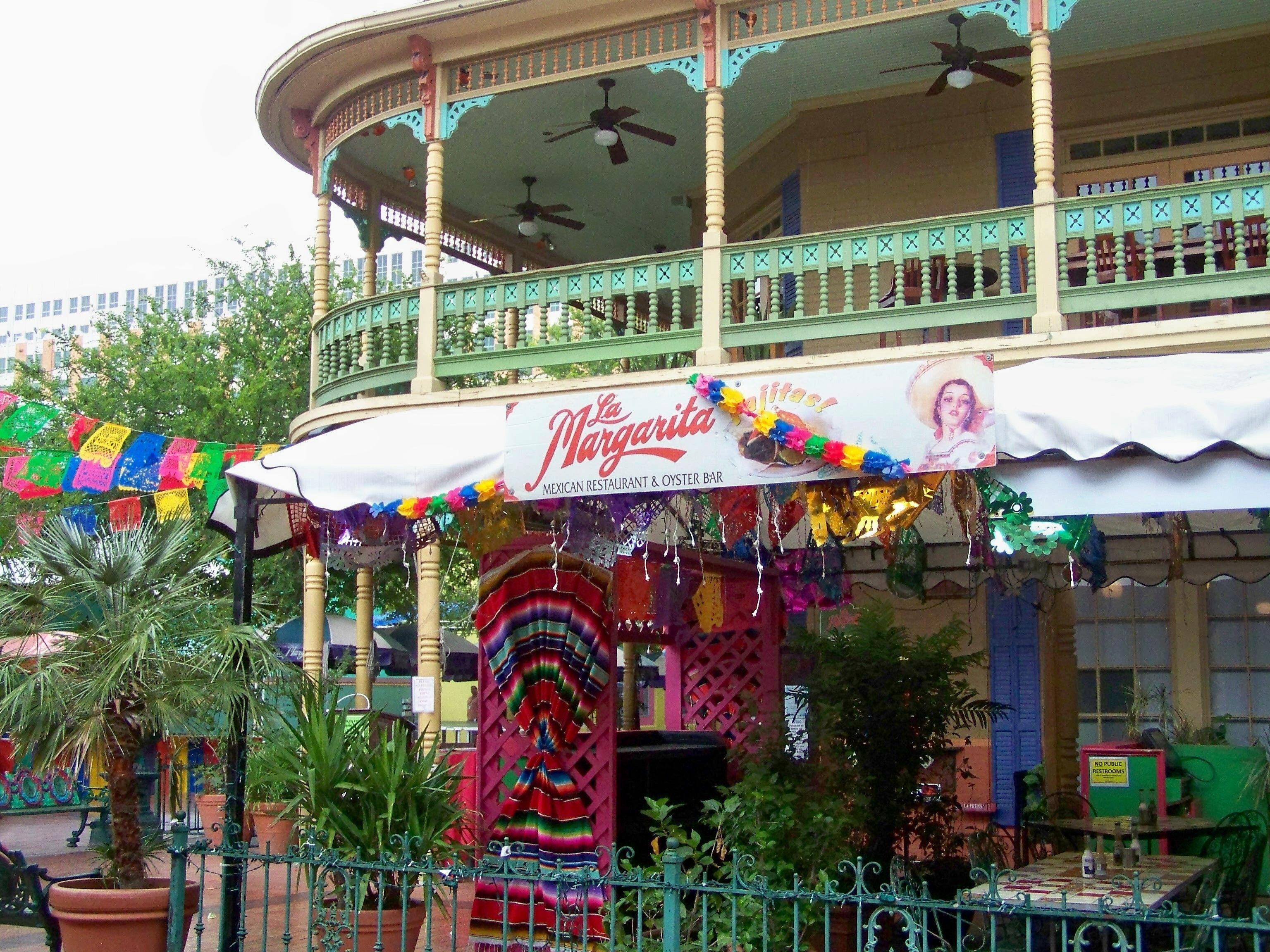 La Margarita Restaurant San Antonio Tx San Antonio