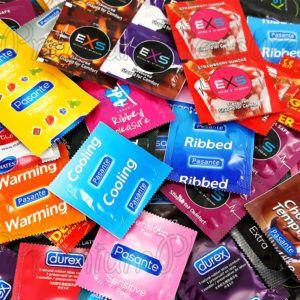 Mixed Condoms Condommaniac S Store Durex Condoms Flavored