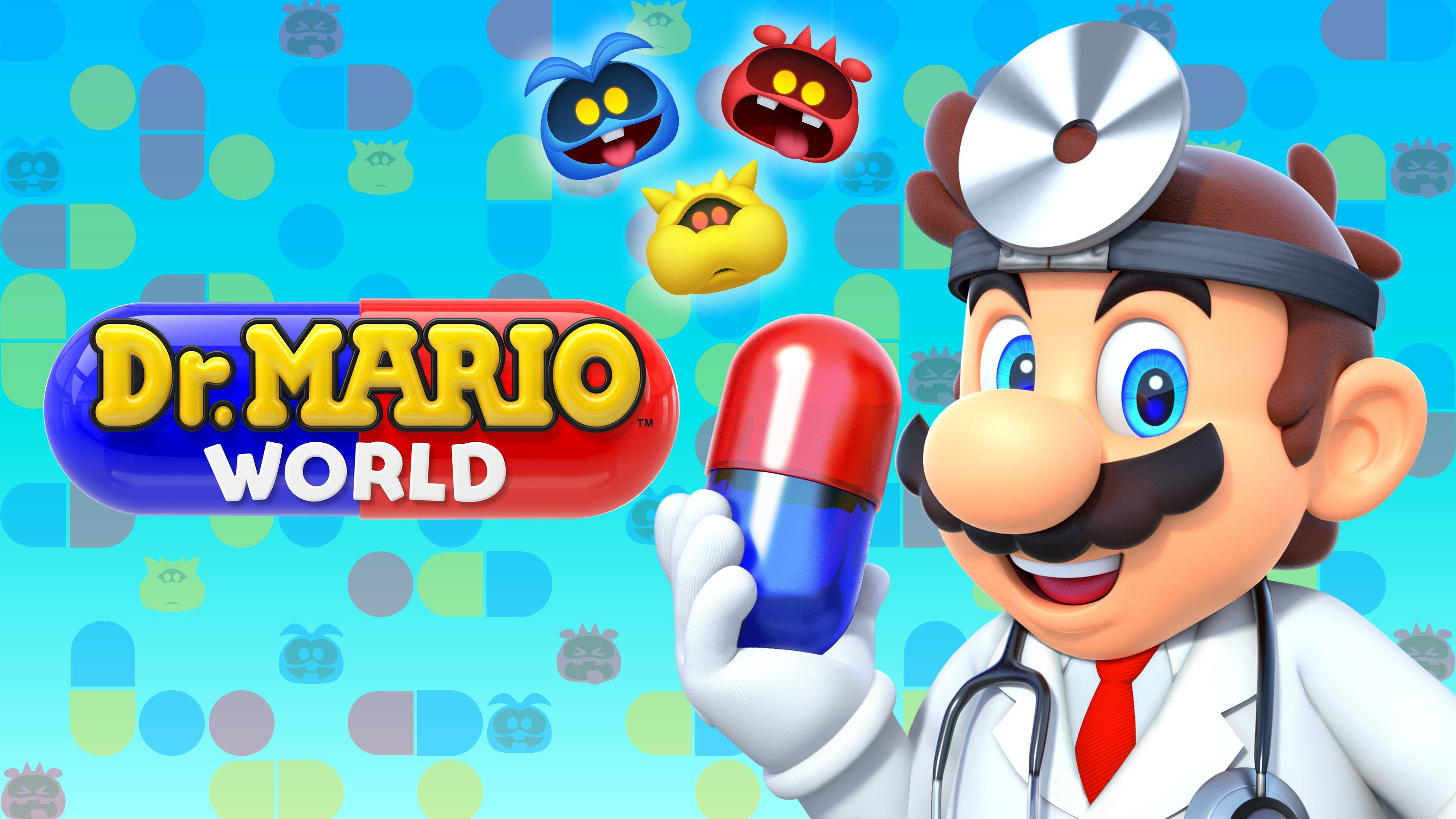 Nintendo's next mobile game is Dr Mario World, and it's