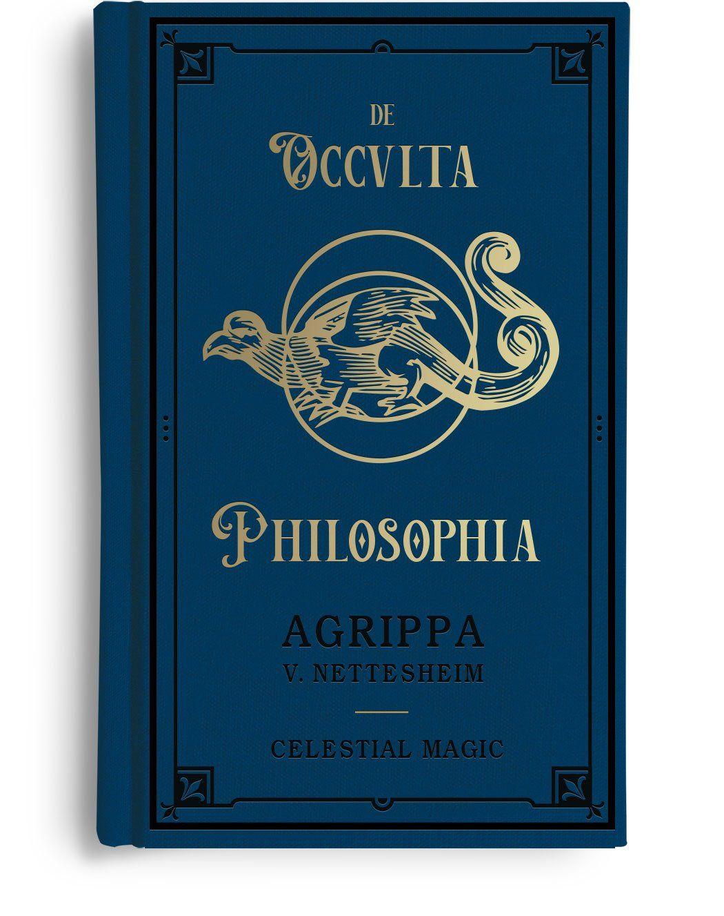 Agrippa De Occvlta Philosophia Vol Ii Celestial Magic Occult Celestial Letterpress