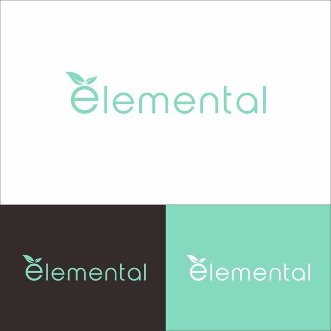 Elemental Beauty Spa need a new and powerful logo by T1BERI4Z