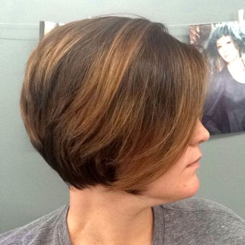 ontrend balayage short hair looks in hair pinterest