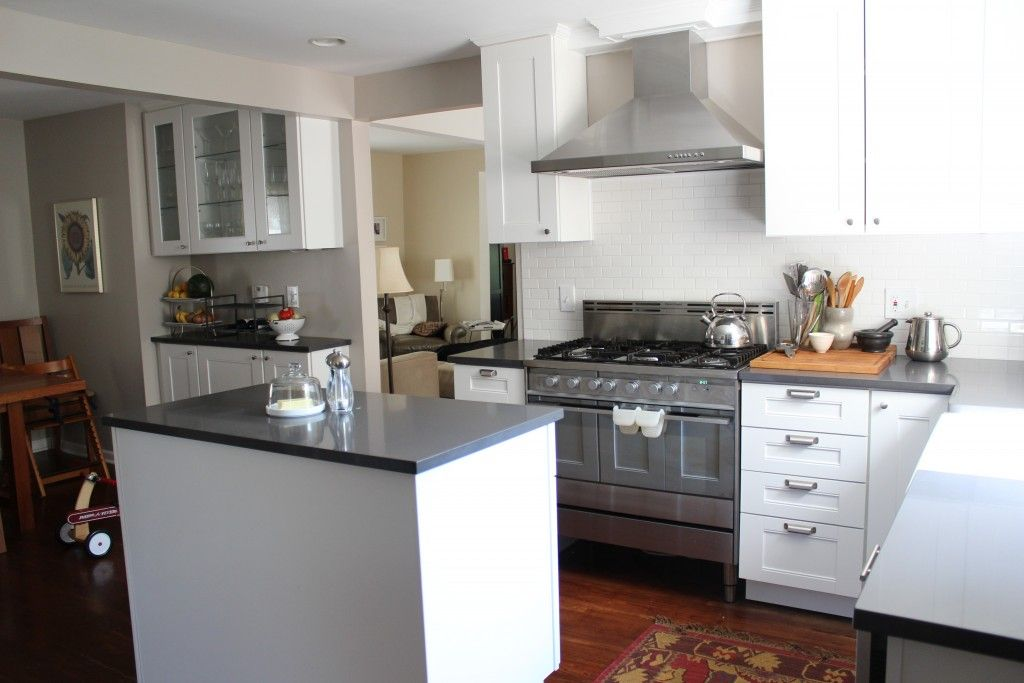 Best Martha Stewart Ox Hill Cabinets In Sharkey Grey Google 640 x 480