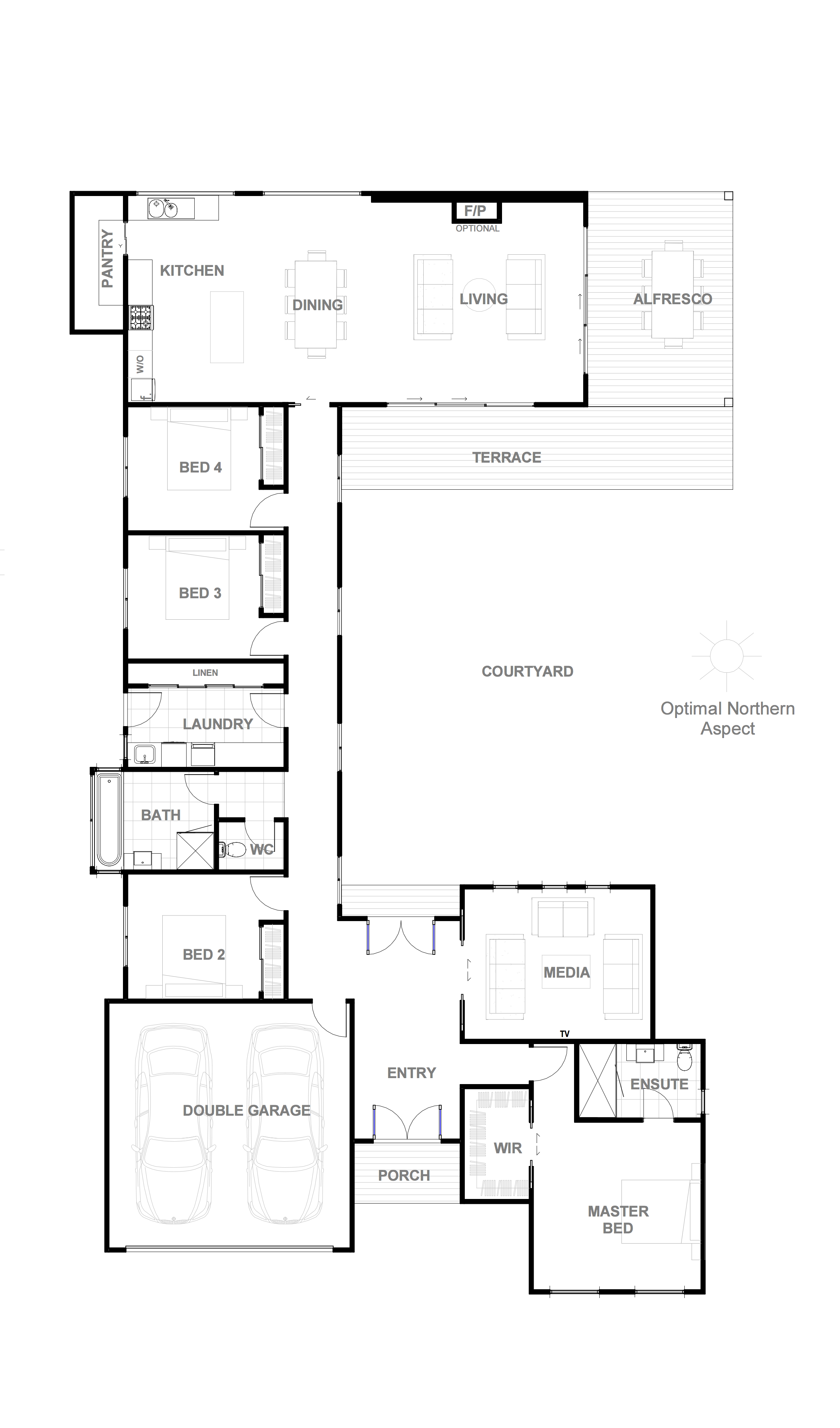 Whangamata Green Homes New Zealand In 2020 Energy Efficient House Plans Energy Efficient Homes Floor Plan Design