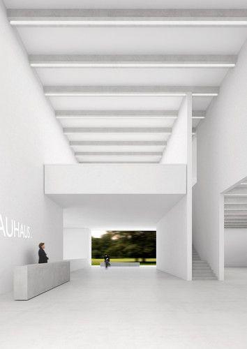 bauhaus-museum weimar   .architecture   pinterest   empfänge, Innenarchitektur ideen