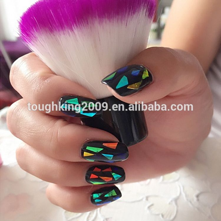 Diy Nail Ideas Doc Martens Nail Art And More Of Our: Hot Sales Nail Dry Star Transfer Foil Sticker Easy To