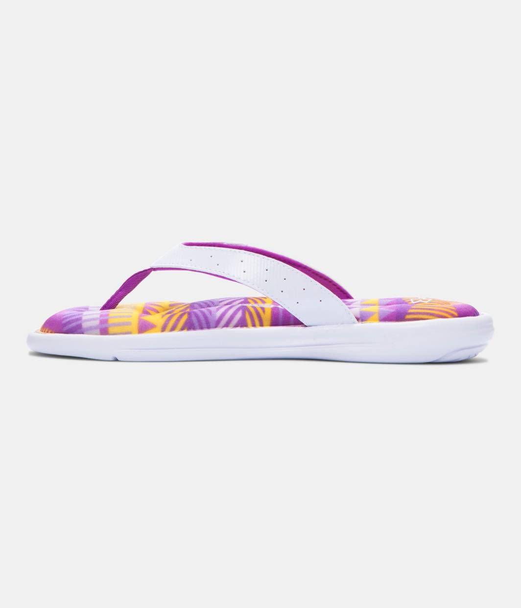 8d6825ec986 Shop Under Armour for Women s UA Marbella Tropic Sandals in our Womens  Sandals department. Free