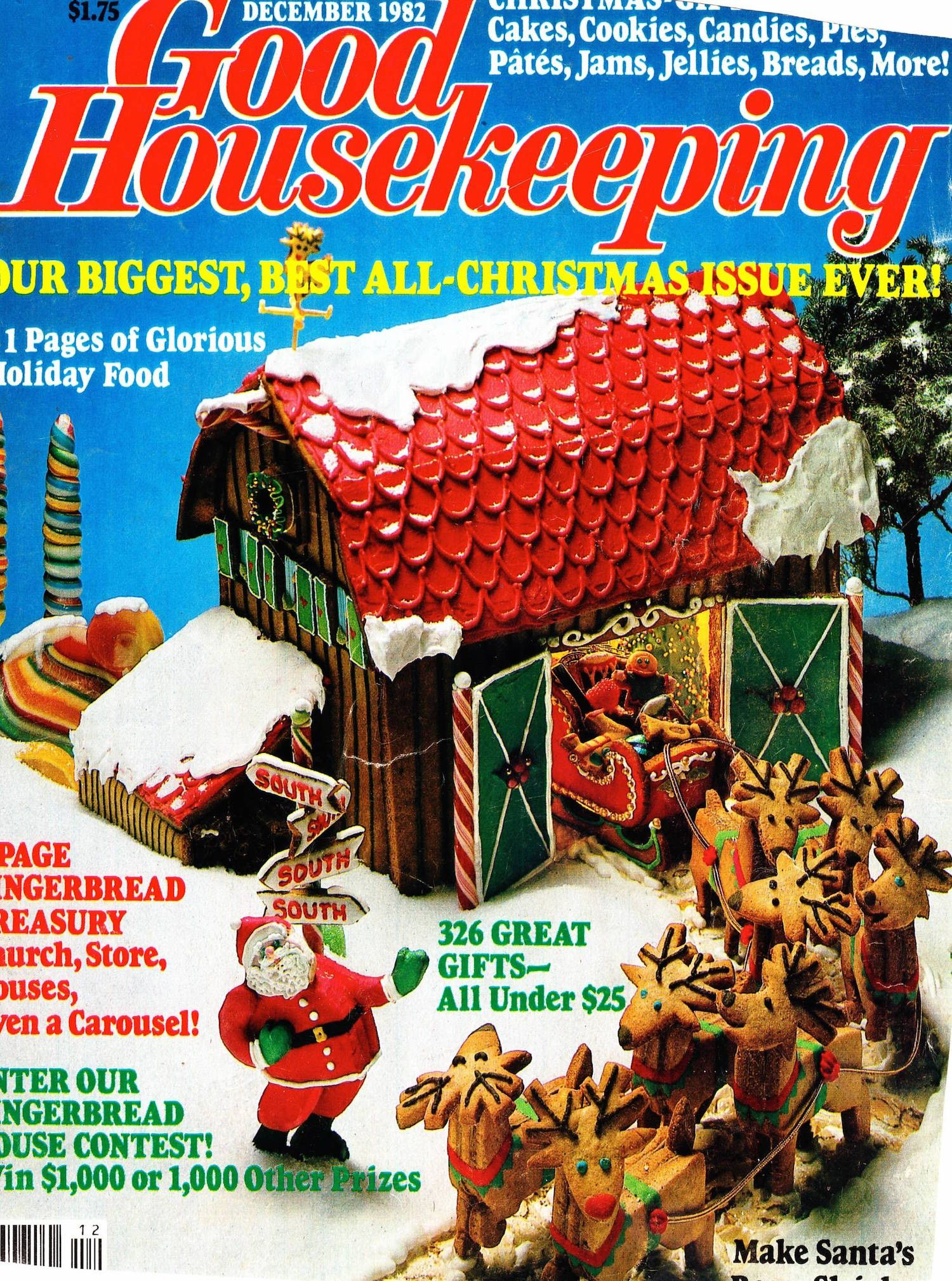 Gingerbread House Gingerbread House Published Magazine Good