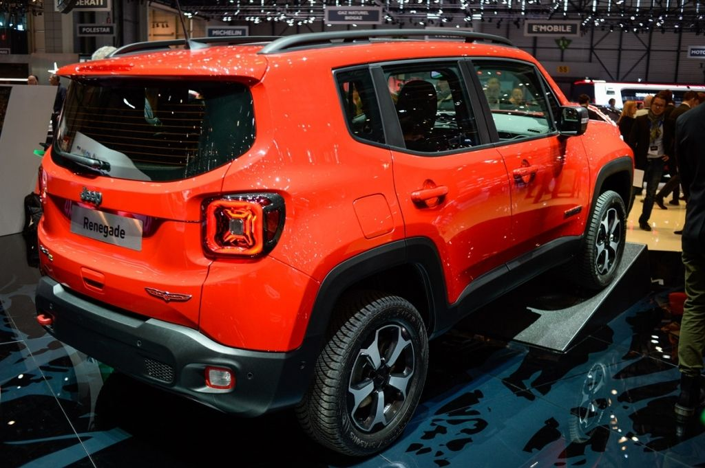 2021 Jeep Renegade Redesign Hybrid And Price In 2020 Jeep Renegade Jeep New Cars