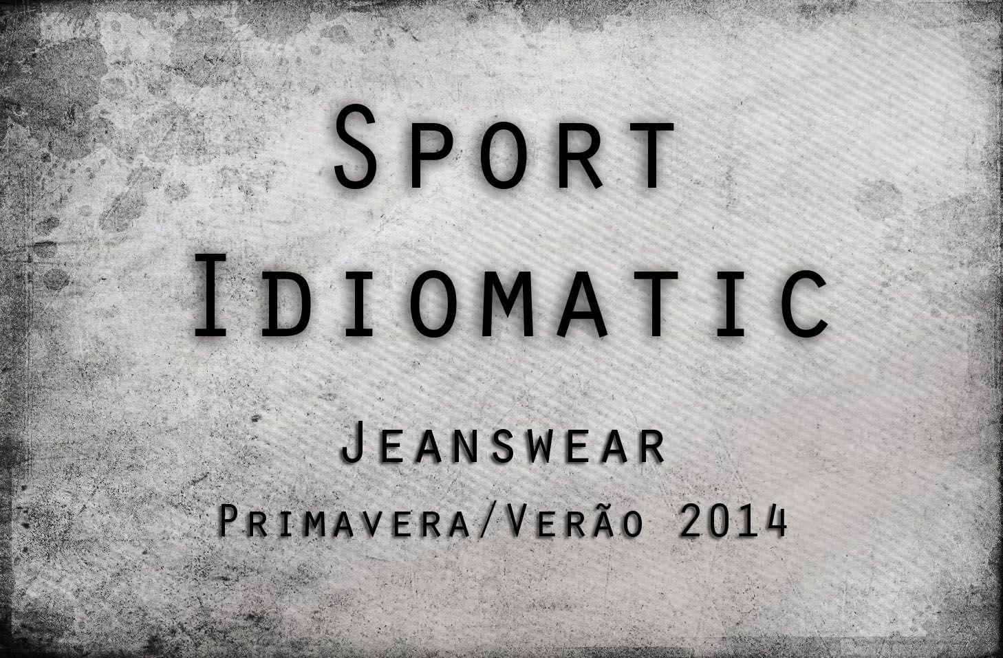 Jeanswear primavera/ verão 2014