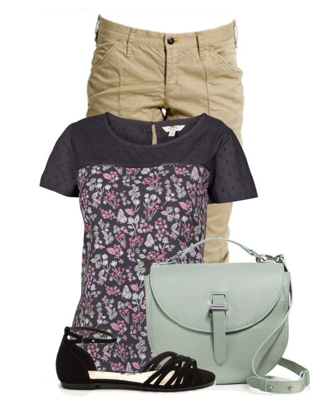 """""""Untitled #14693"""" by nanette-253 ❤ liked on Polyvore featuring Marc O'Polo, Fat Face, Meli Melo, women's clothing, women, female, woman, misses and juniors"""