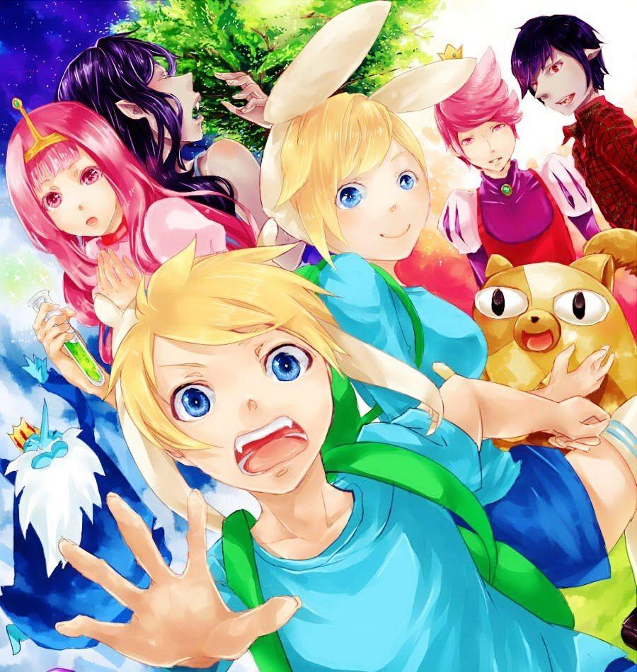 Resultado de imagen para hora de aventura anime anime pinterest resultado de imagen para hora de aventura anime altavistaventures Choice Image