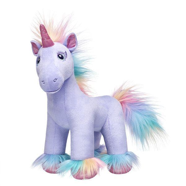 Enchanted Unicorn Unicorn Stuffed Animal Build A Bear