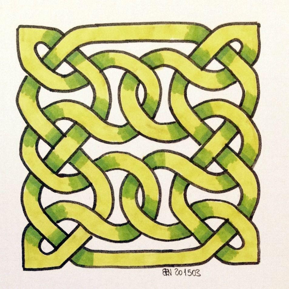 celtic #symmetry #geometry #pattern #celticart #symmetry   Stained ...