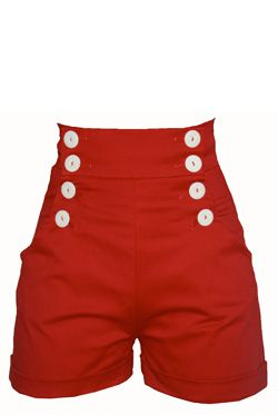 Shorts can be used for a Mickey Mouse costume or to pair with a great vintage type shirt for that vintage 1930u0027s to 1940u0027s look..definitely making a ...  sc 1 st  Pinterest & Shorts can be used for a Mickey Mouse costume or to pair with a ...