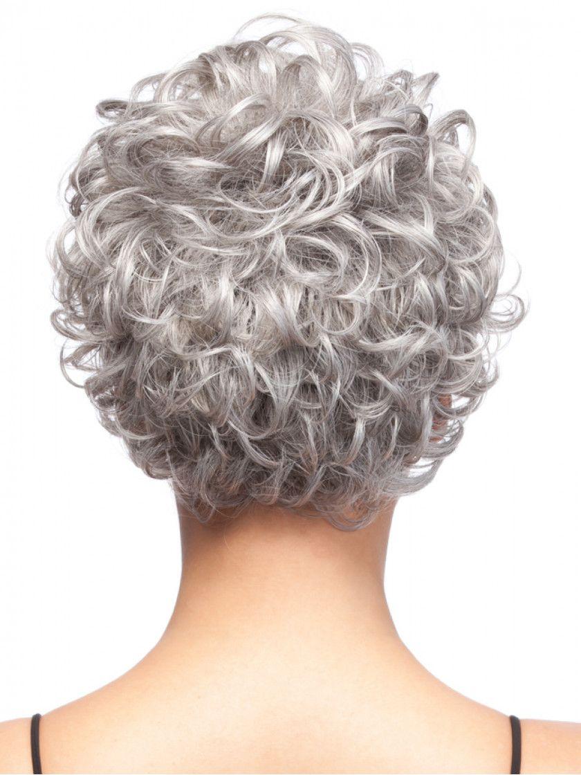 Pin By Patricia Avent On Hair Short Silver Hair Short Hair Wigs Short Curly Haircuts
