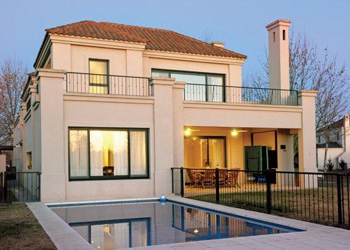 Quemadas 2 fachadas casa estilo casas y casas peque as for Fachadas de casas estilo clasico