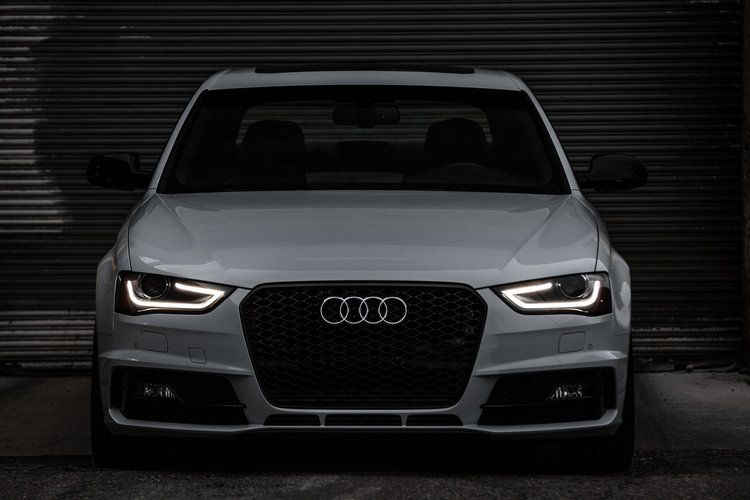 Audi A4 S Line Competition Plus Package My New Ride In The